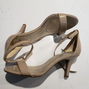 Bandolino low heel..beige
